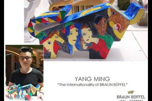 Raffles Singapore Designers Showcased Their Talent in the Büffel Art Competition