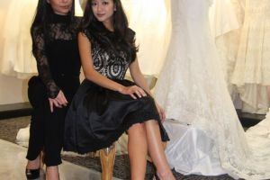 A Successful Raffles Fashion Designer Diana Widjayanto