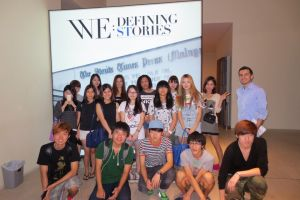 Interactive Outdoor Learning for Raffles Singapore Students