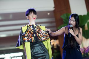 Raffles Bangkok's Fashion Designers Shone at a French-inspired Runway Show
