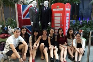"Raffles Singapore Collaborates With Industry Partners in the ""Art Meets Fashion"" Event"