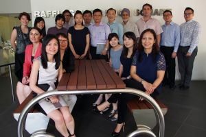 Raffles Singapore Collaborates with the World Federation for Mental Health