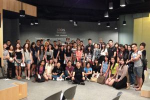 Raffles Singapore's Students Gained Knowledge from Industry Professionals