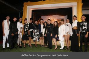 Raffles Medan Thrilled Audience With Halloween Fashion Show At Bel Mondo Restaurant