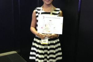 Raffles Jewellery Designer Summer Yang Mingyu Won 2014's Jewellery Design Award