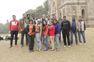 Team Building Day At Raffles Delhi
