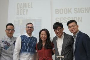 Get Up Close & Personal With Daniel Boey