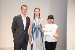 Victorious Win For Raffles Fashion Designers