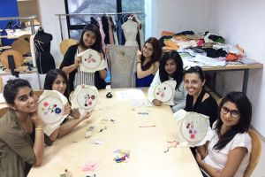 Embroidering With Fashion