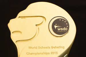 Designing For World Schools Debating Championship 2015