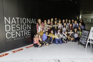 DISCOVERING SINGAPORE THROUGH ART AND DESIGN