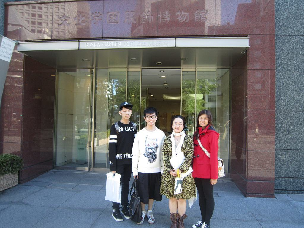 Experiencing Cultural Exchange Between Raffles Singapore And Bunka Fashion College In Japan