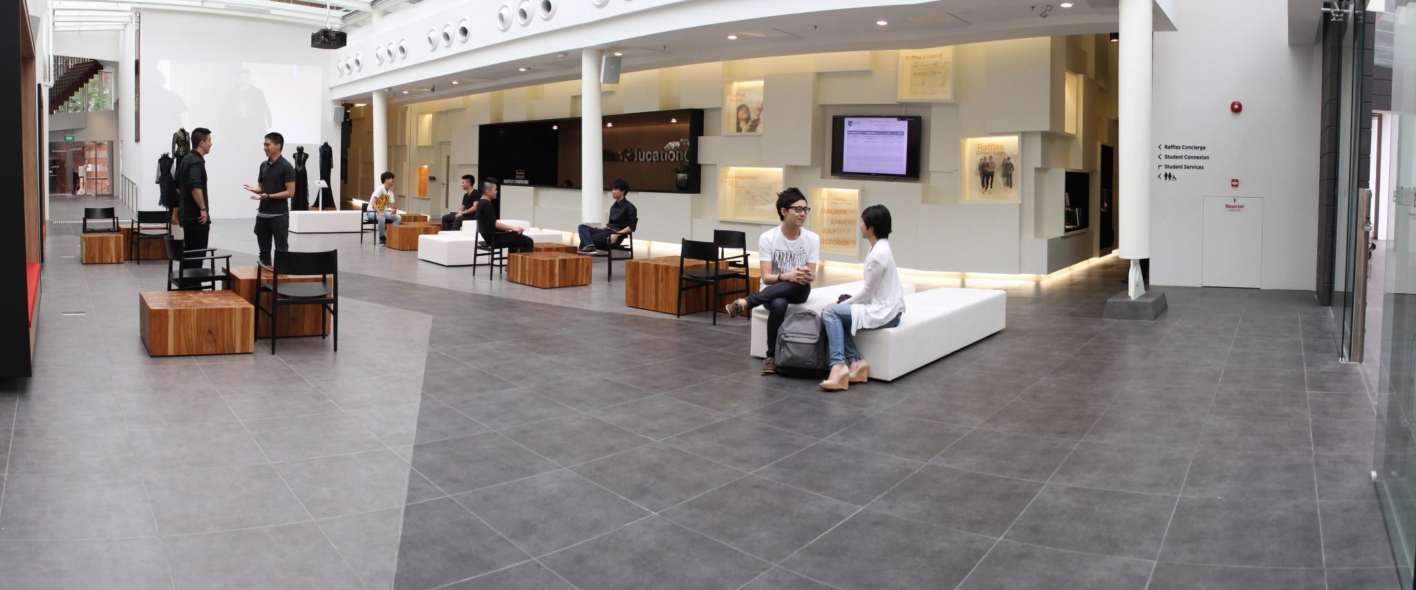 Singapore Raffles Design Institute College