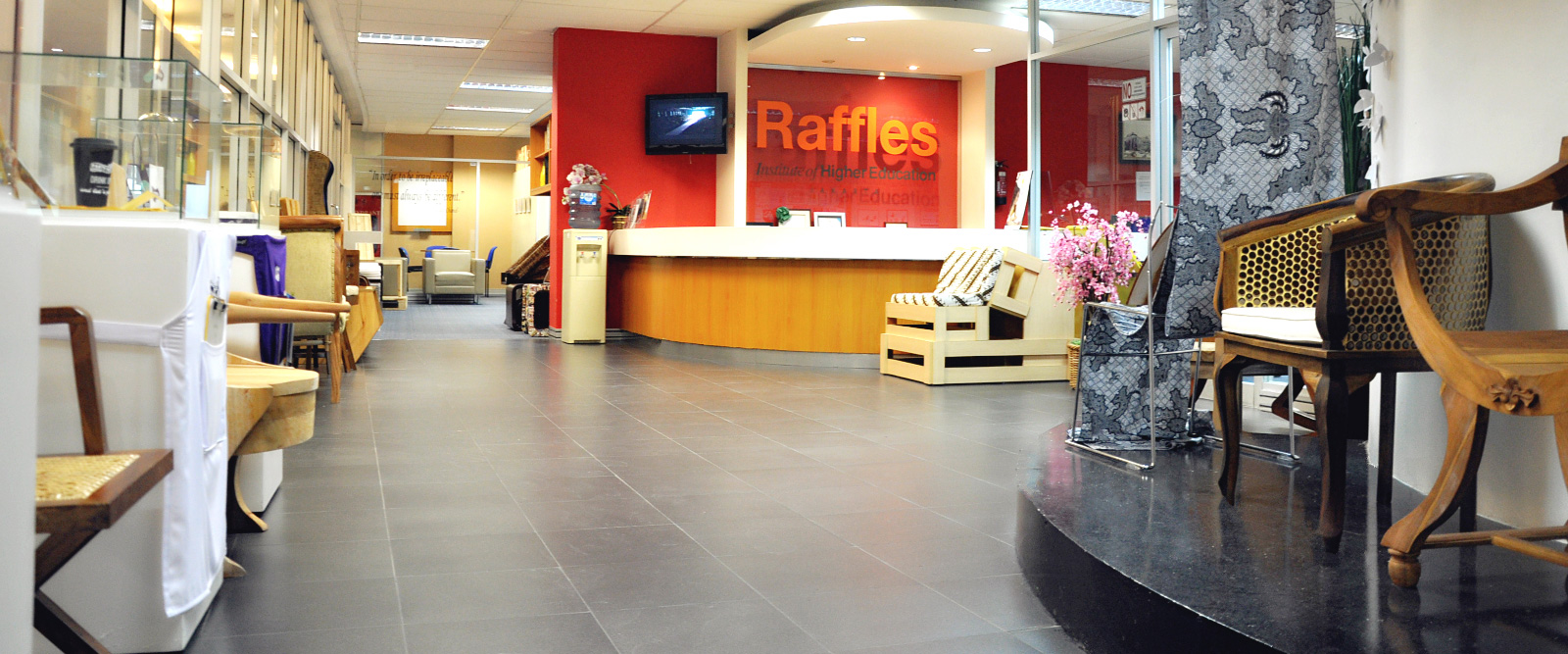 Raffles colleges jakarta interior design schools jakarta for Interior design colleges