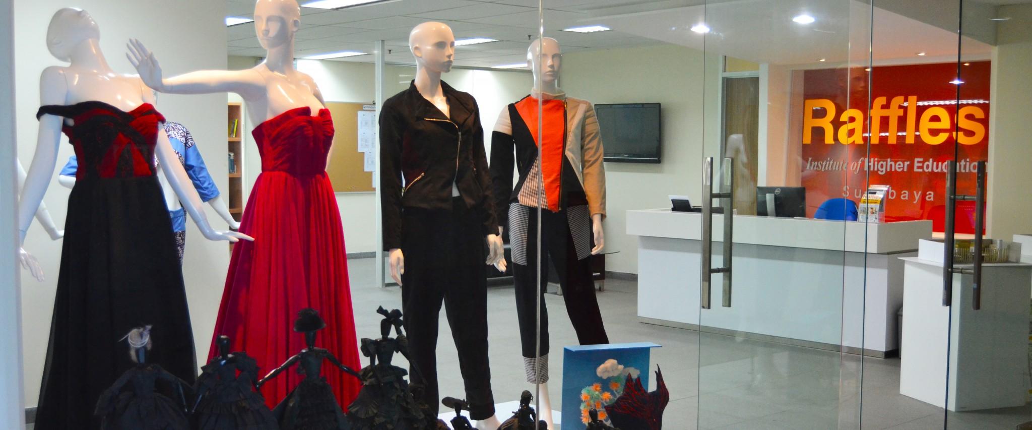 Raffles Fashion School Jakarta School Style