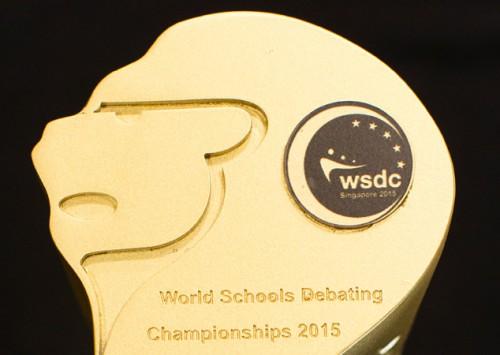 Designing For World Schools Debating Championship 2015