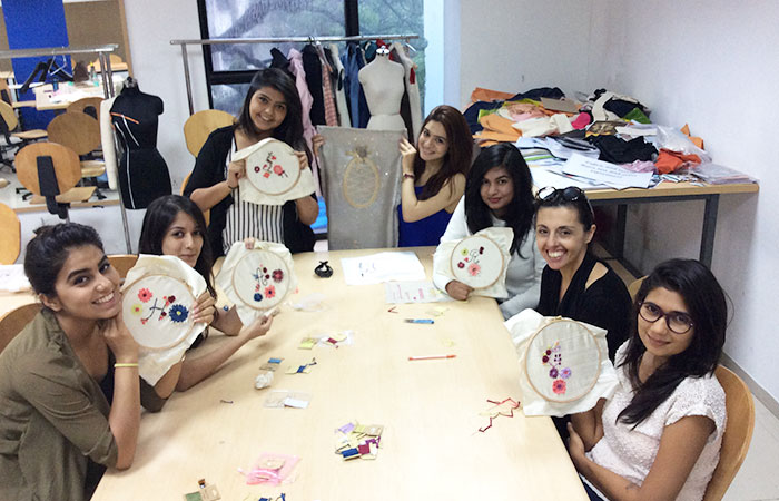 41 Embroidering With Fashion
