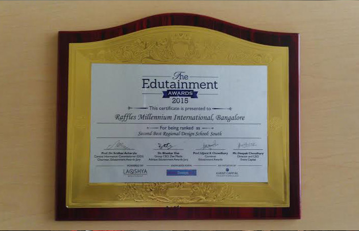edutainment-award Achieving With Innovation and Leadership