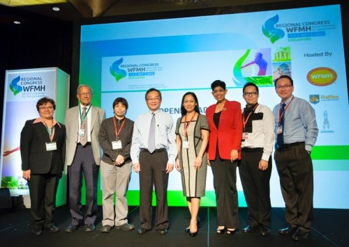 A Successful Regional Congress for World Mental Health