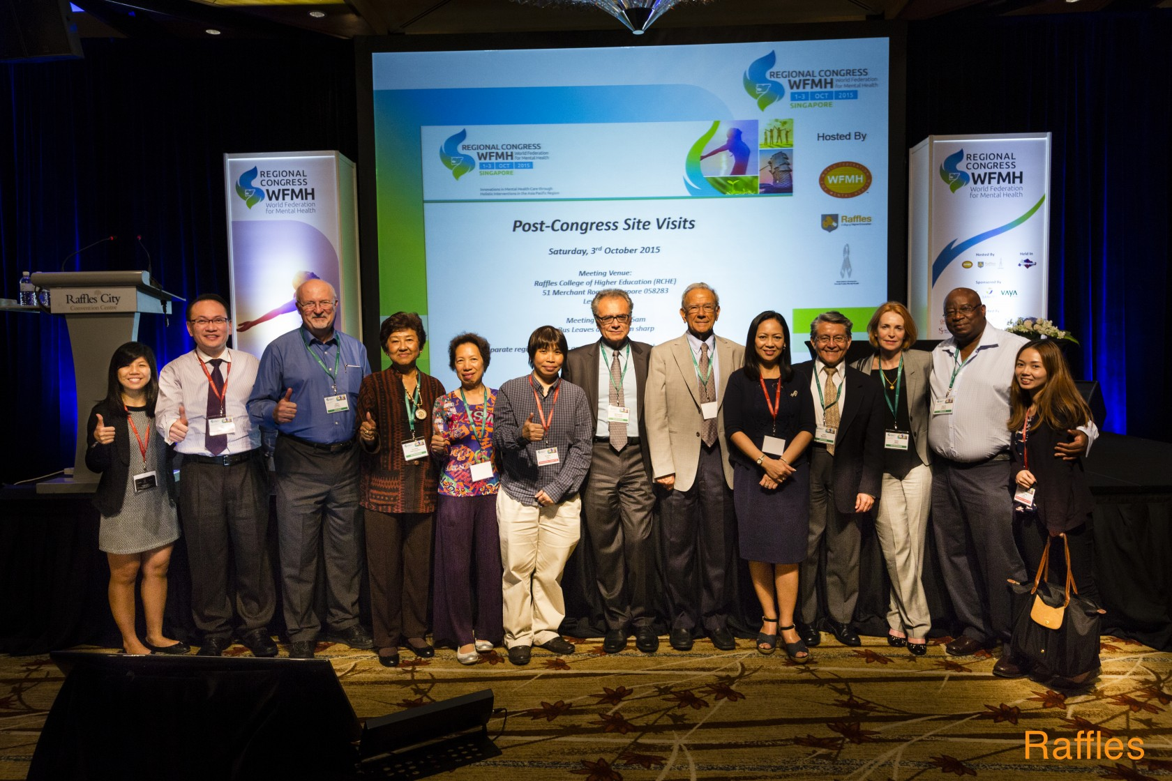 DR13078 A Successful Regional Congress for World Mental Health