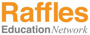 Raffles Education Network 로고 - 01