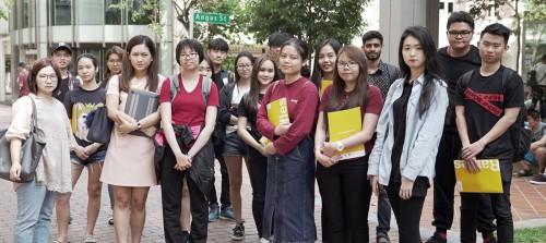 싱가포르의 4 월 2018 오리 엔테이션 모집