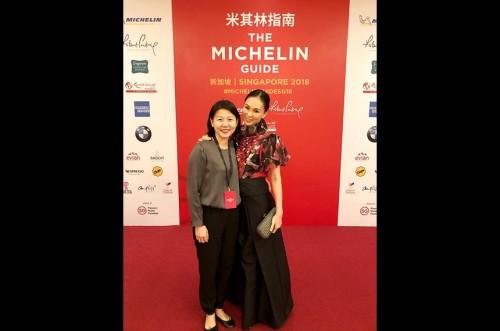 米其林指南新加坡2018 STAR REVELATION和GALA晚餐